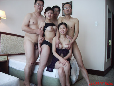 Chinese Wife Swapping